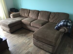 Amazingly Comfortable Sectional Couch
