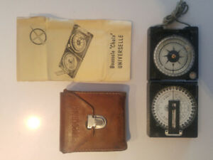 Compass topo chaix universelle - boussole - geology