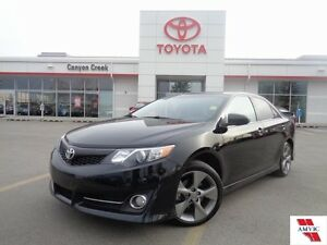 2013 Toyota Camry SE DEALER MAINTAINED ONE OWNER