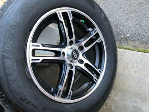 "Enkei Wheel 16"" for sale!  215 70R 16."
