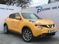 2015 15 Nissan Juke 1.6 ( 117ps ) Xtronic CVT Tekna for sale in AYRSHIRE