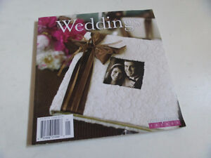 Weddings - from decor to invitations and scrapbooking