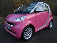 60/10 SMART FORTWO 1.0 MHD PASSION SOFTOUCH LIMITED BREAST CANCER EDITION
