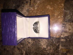 Men's diamond ring London Ontario image 1
