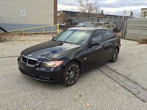 BMW 325i (LOW KMS) With Safety and Emission