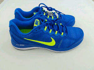 Brand New Mens NIKE Dual Fusion Run 3 Shoes Size 10 Hot Color