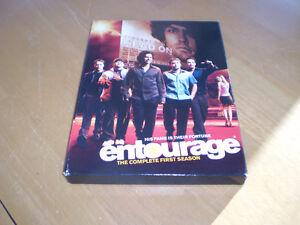 ENTOURAGE DVD SETS SEASONS 1 & 5