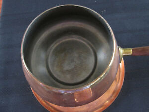 COPPER FONDUE SET En Cuivre West Island Greater Montréal image 3