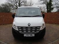 RENAULT MASTER MM35 DCI ONE WAY TIPPER MWB 125 BHP NEW TIPPER BODY 3 SEATS