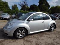 2010 VOLKSWAGEN BEETLE LUNA 1.6 PETROL MANUAL ONE LADY OWNER FULL VW HISTORY