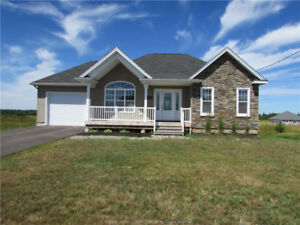 Beautiful energy efficient custom built bungalow off Shediac Rd!