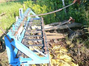 Super sarcleur maraicher à haut dégagement Saint-Hyacinthe Québec image 3