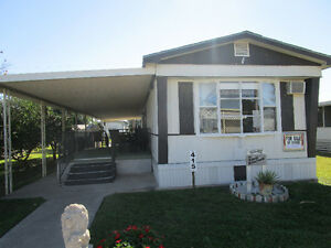 "Mobile Home for Sale in ""Magic Valley Park"" , Weslaco, Texas"