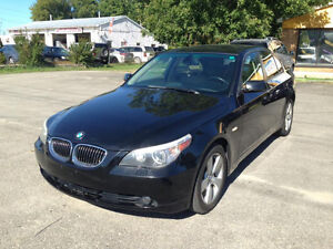 2007 BMW 525XI !!HST INCLUDED!!! FINANCING!! CERTIFIED!!