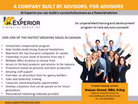 Career in Financial Services