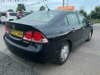 2007 Honda Civic 1.4 i-Dsi ES 4dr IMA CVT Auto SALOON Petrol/Electric Hybrid Aut