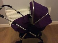 Silver cross push chair still brand new
