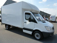 2011 Mercedes Sprinter 313 CDi LWB 4.2m Luton + Tail lift, VERY LOW MILES