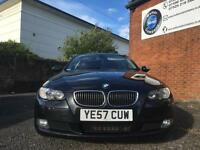 BMW 325D AUTO FSH - RED LEATHER - CRUISE - PARKING AID