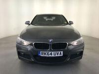 2014 BMW 330D M SPORT 4 DOOR SALOON DIESEL 1 OWNER SERVICE HISTORY