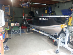 Trade For BassBoat or Side Console