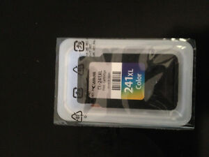 Canon CL-241XL High Yield, Ink Cartridge - 35$