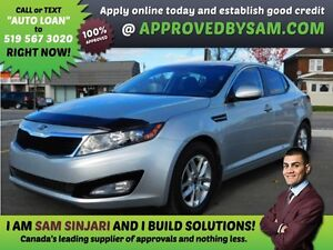 OPTIMA - Payment Budget and Bad Credit? GUARANTEED APPROVAL.
