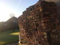 """Reclaimed Cheshire Bricks 3"""""""