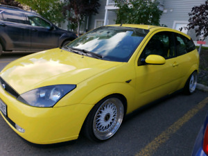 MODIFIED FORD FOCUS SWAP/ TRADE or 8,000 CASH