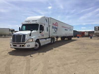 Truck Driving School in Calgary