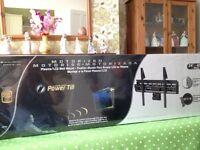 TV wall bracket(motorised)