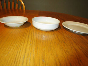 NORITAKE CHINA SOUP, FRUIT, DESSERT BOWLS & BREAD/BUTTER PLATES