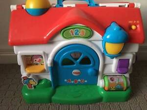 reduced to $30 Fisher Price Laugh and learn puppy activity home Mango Hill Pine Rivers Area Preview