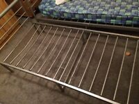 Single bed with mattress good value £25