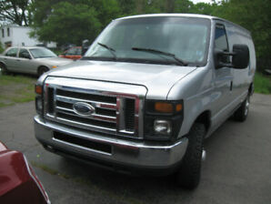2014 Ford E-150 Commercial E -150 Van 75K