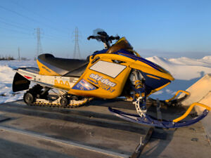 Parting Out and Buying 03 to 07 SkiDoo Revs