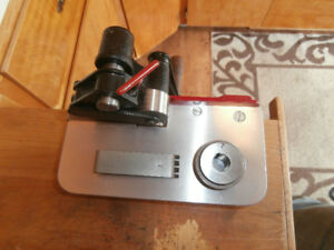 Rigby H Rug Hooking Cutter