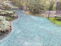 Landscaping & need sod? Try Hydroseeding for 1/3 the cost of sod