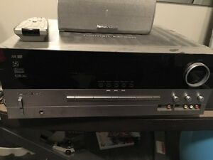 Harman Kardon amp cd Dvd powered sub