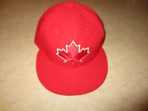 NEW blue jays hat(Canada day)