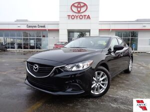 2016 Mazda Mazda6 GS NAVI BLACK ON BLACK $150 BW ONLY 22314KMS