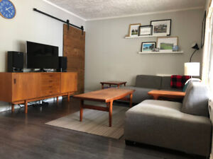East York Bungalow for Rent - 2+1 Bed/2 Baths