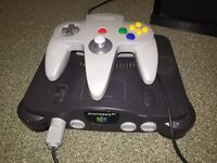 Nintendo 64 Collection (N64) - over 100 games