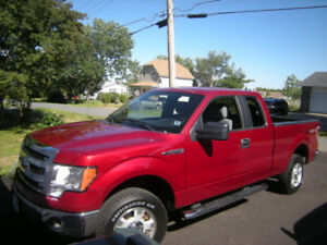 2014 Ford F-150 4x4 club cab