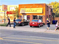 Toronto Fast Food/ Takeout Restaurant For Sale on Marlee Ave