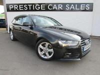 2014 Audi A4 2.0 TDI SE Technik Avant 5dr Diesel black Manual