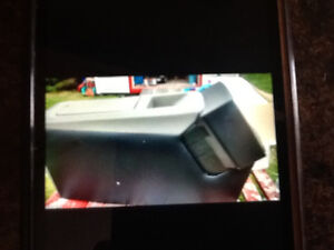 TV / VCR Console for vans,trucks,campers
