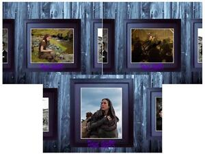 Noah-2014-Set-Of-1-3-SIGNED-AUTOGRAPHED-FRAMED-10X8-REPRO-PHOTO-PRINT-CROWE