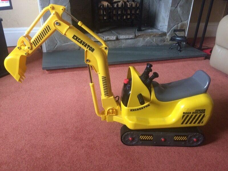 junior road builder excavator in sunderland tyne and wear gumtree