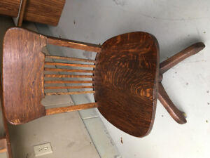 Tables and Chair